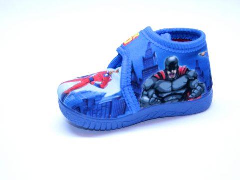 Botita de casa niño Super Heroes.