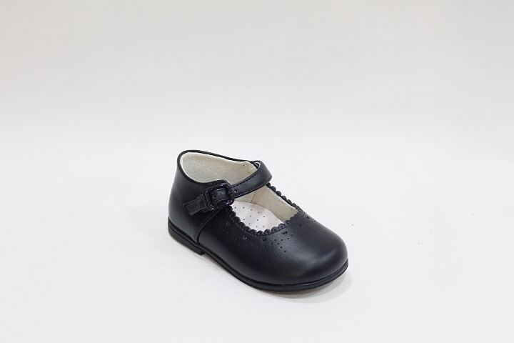 Mercedita Azul -Zapatos Aragón - Alcalá de Henares