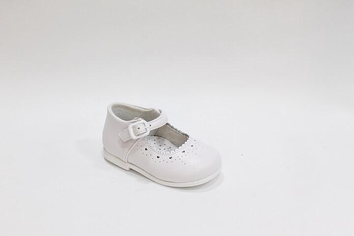 Mercedita Blanco -Zapatos Aragón - Alcalá de Henares