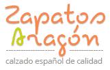 logotipo Zapatos Aragón